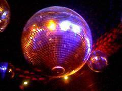 Fiesta temática disco