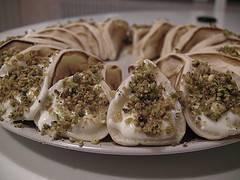 Atayef, empanadillas dulces árabes