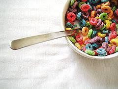 Desayuno nutritivo para niños