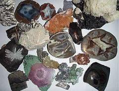 Función de los minerales en el cuerpo