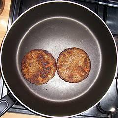 Hamburguesas de avena contra el colesterol