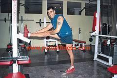 Ejercicios para los músculos isquiotibiales