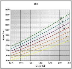 Qué es el IMC o índice de masa corporal