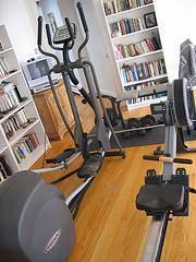 Rutina de ejercicio sin salir de casa