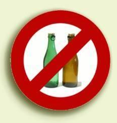 Alcohol prohibido en la dieta para el cabello graso