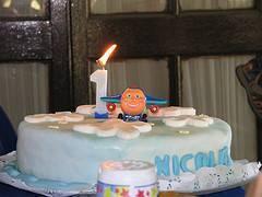 Recetas de tortas infantiles para cumpleaños